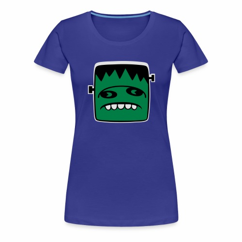 Fonster Weisser Rand ohne Text - Frauen Premium T-Shirt