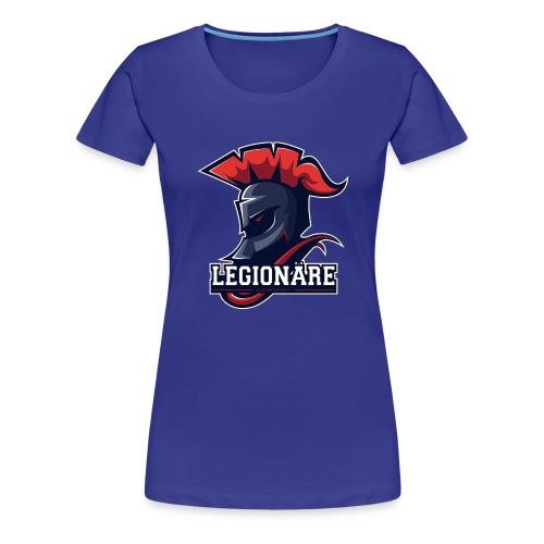 Legion Mainlogo - Frauen Premium T-Shirt