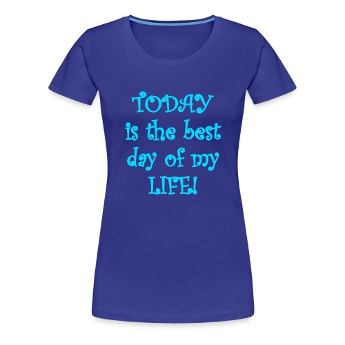 Carpe Diem 21.2 - Frauen Premium T-Shirt