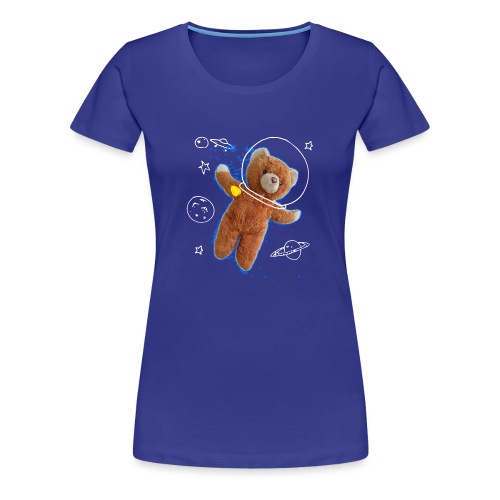T-shirt niño OSITO ASTRONAUTA - Women's Premium T-Shirt