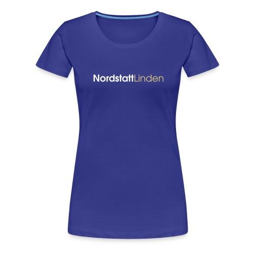 NordstattLinden - Frauen Premium T-Shirt