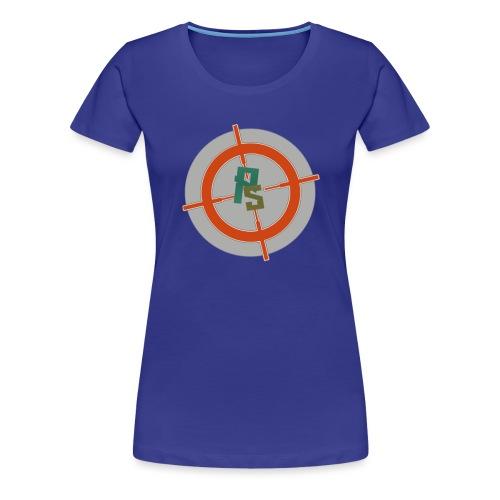 achtergrond 1080 - Vrouwen Premium T-shirt