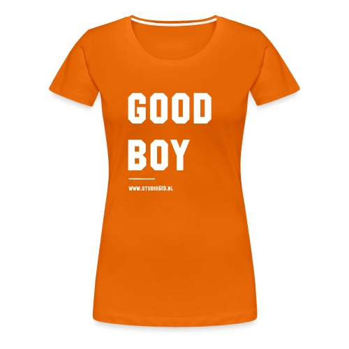 TANK TOP GOOD BOY - Vrouwen Premium T-shirt