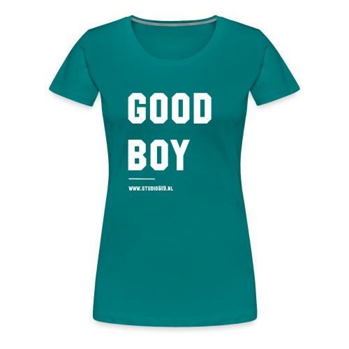 TANK TOP GOOD BOY - Vrouwen Premium T-shirt