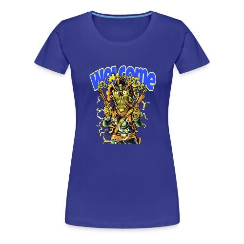 2020 03 16 - T-shirt Premium Femme