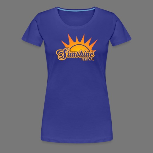 Sunshine Festival - Frauen Premium T-Shirt