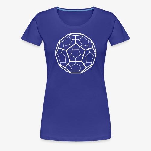 Bucky Ball - Women's Premium T-Shirt