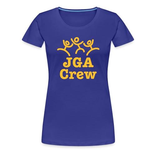 Jga Crew - Frauen Premium T-Shirt