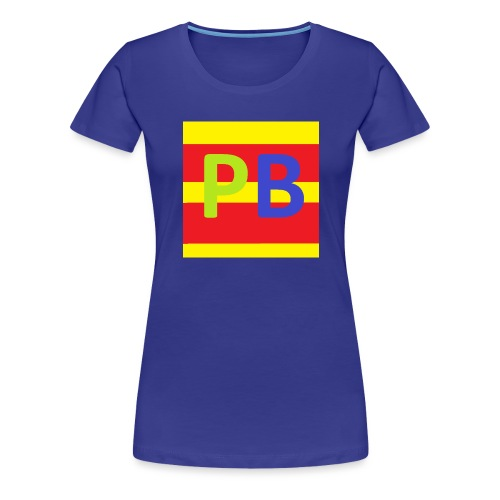 youtube pipobrothers tshirt kind - Vrouwen Premium T-shirt
