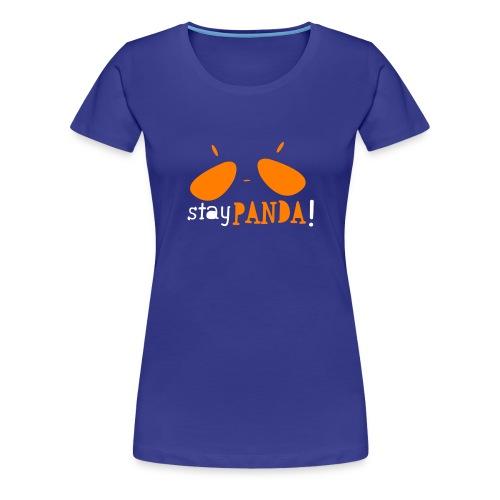 StayPanda - Maglietta Premium da donna