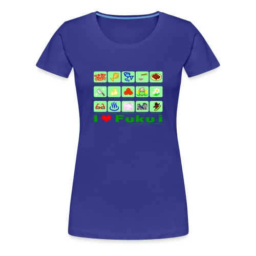 Team Fukui - Women's Premium T-Shirt