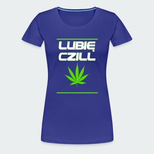 Męska Koszulka Premium Czill - Koszulka damska Premium