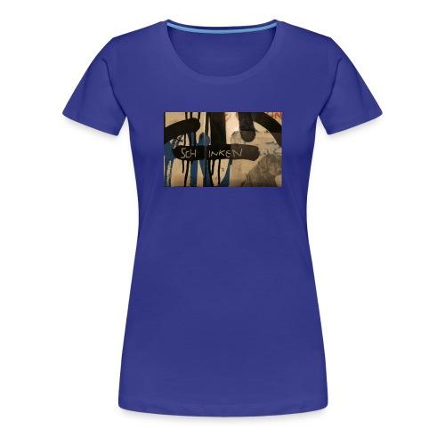 Schinken - Frauen Premium T-Shirt