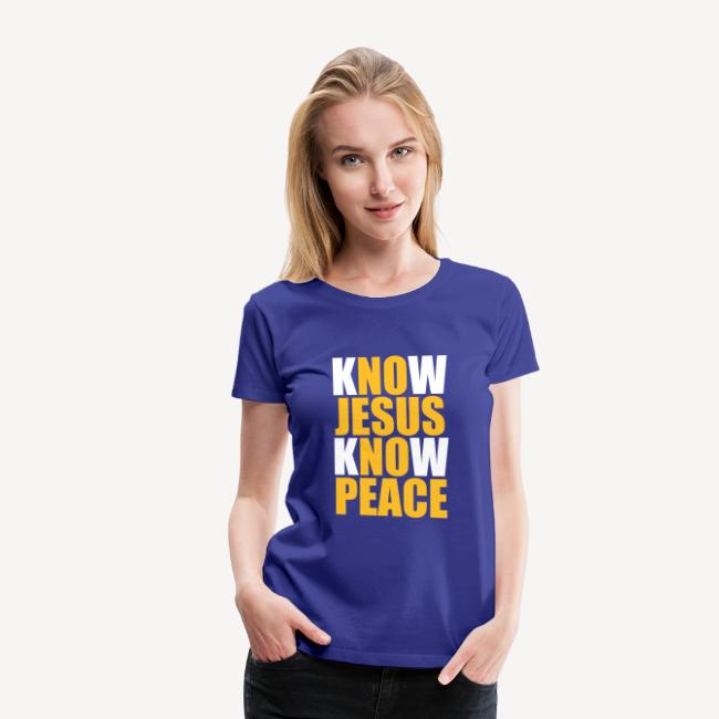 KnowJesus