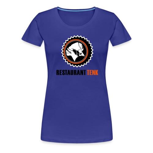 T Shirt TENK - Frauen Premium T-Shirt