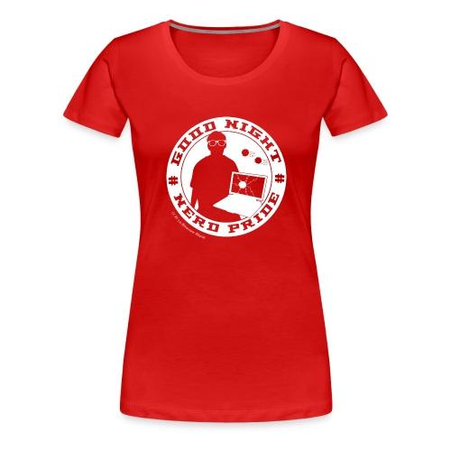 good night transparent cc white png - Frauen Premium T-Shirt