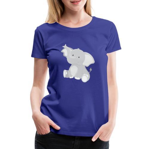 ELEFANT - Frauen Premium T-Shirt