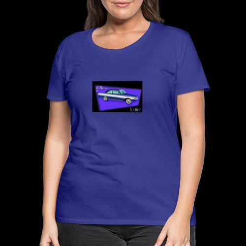 Taunus 17m B - Frauen Premium T-Shirt