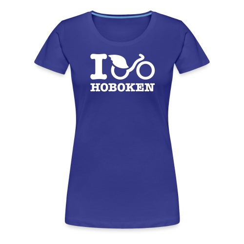 nextbike Hoboken - Frauen Premium T-Shirt