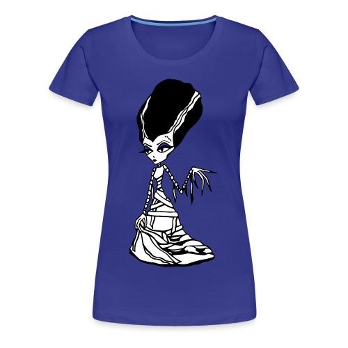 Franky Bride Color - Women's Premium T-Shirt