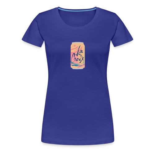 la croix drink merch - Women's Premium T-Shirt