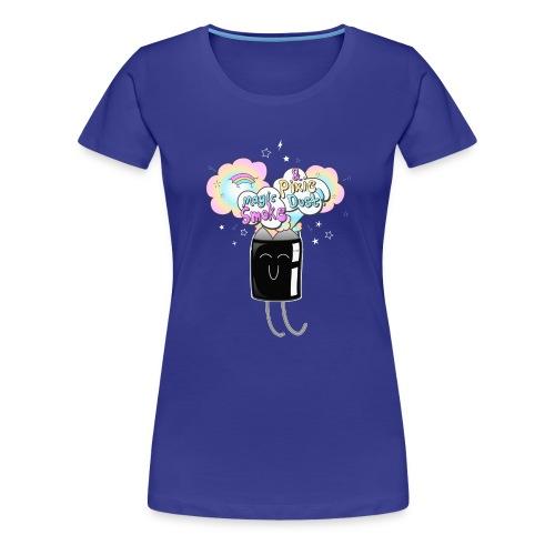Magic Smoke & Pixie Dust - Women's Premium T-Shirt