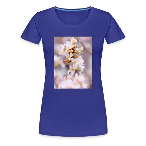 Schöne Biene 1 - Frauen Premium T-Shirt