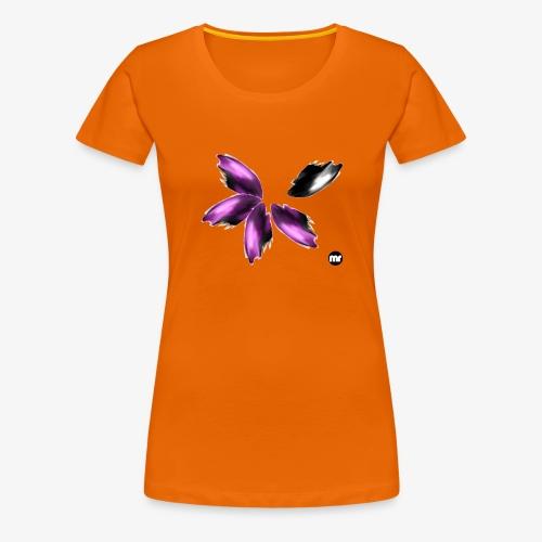 Sembran petali ma è l'aurora boreale - Maglietta Premium da donna