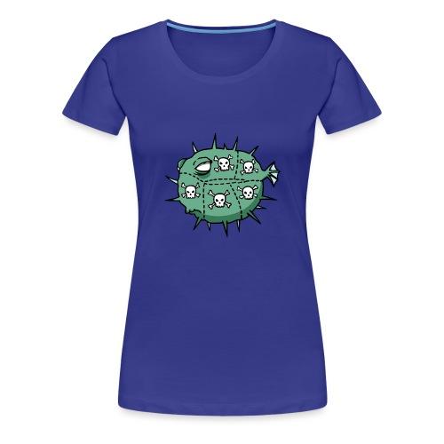 Fugu - Camiseta premium mujer