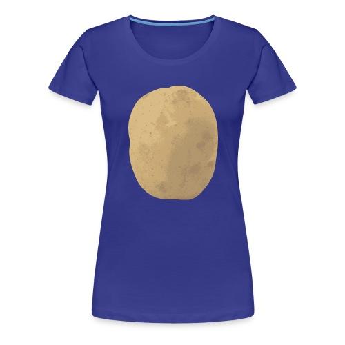 Aardappel - Vrouwen Premium T-shirt