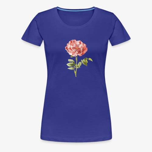 tulipe vintage - T-shirt Premium Femme