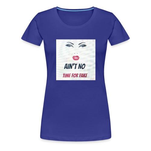 classy but sassy - Vrouwen Premium T-shirt