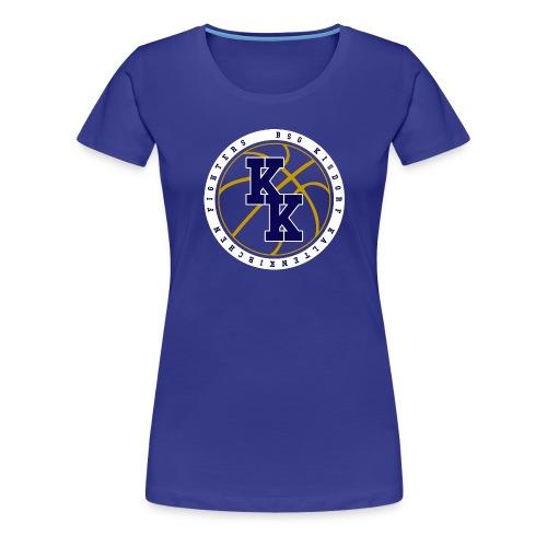 BSG Varsity Blue - Frauen Premium T-Shirt