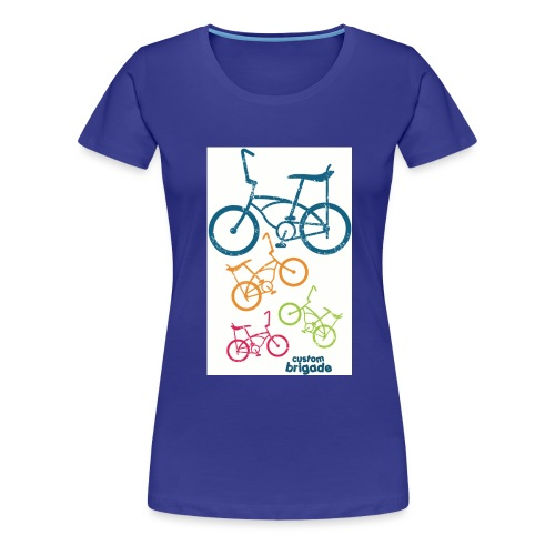 teenbike - T-shirt Premium Femme