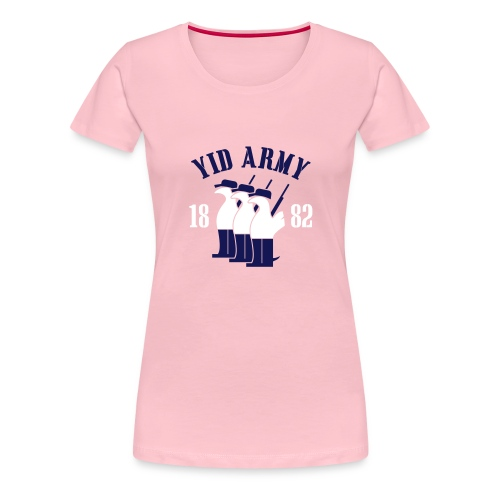yidarmy1882 - Women's Premium T-Shirt
