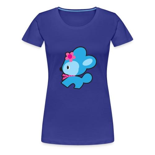 retrodog - Women's Premium T-Shirt