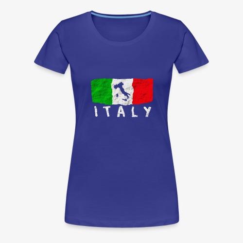 Italien - Frauen Premium T-Shirt