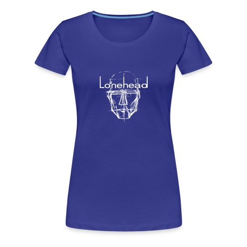 lhlogowhite - Women's Premium T-Shirt