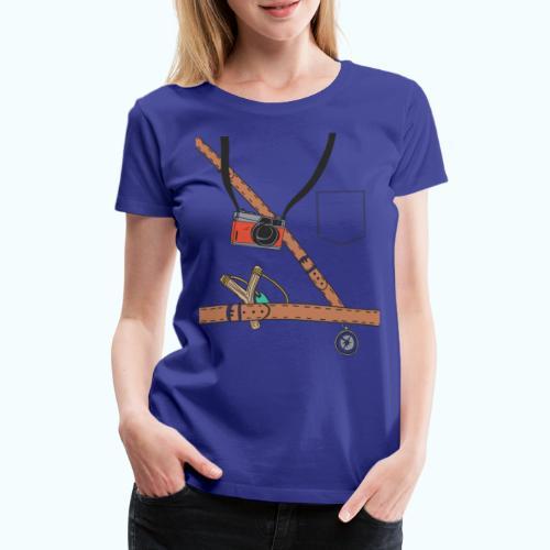 Adventure Soul - Women's Premium T-Shirt