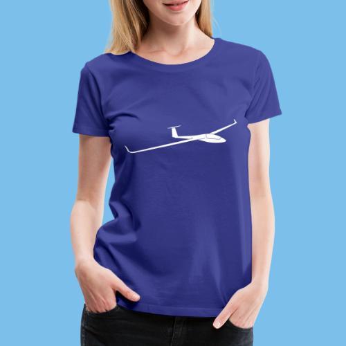 Ls neo Segelflugzeug Segelflieger Geschenk gleiten - Frauen Premium T-Shirt