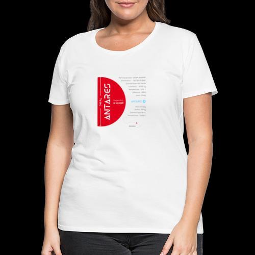 Antares - Frauen Premium T-Shirt