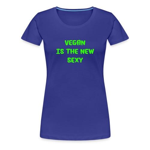 sexy vegan - Women's Premium T-Shirt