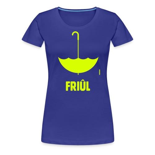 Friûl - Maglietta Premium da donna