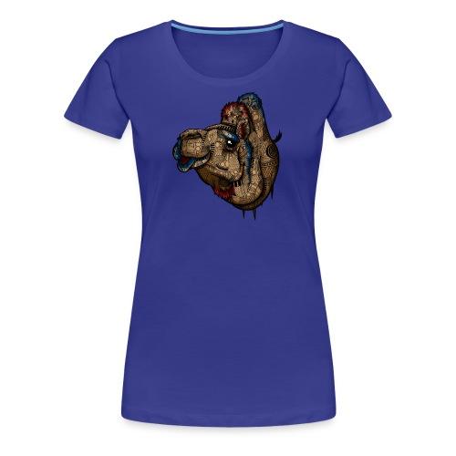Kamel - Premium T-skjorte for kvinner