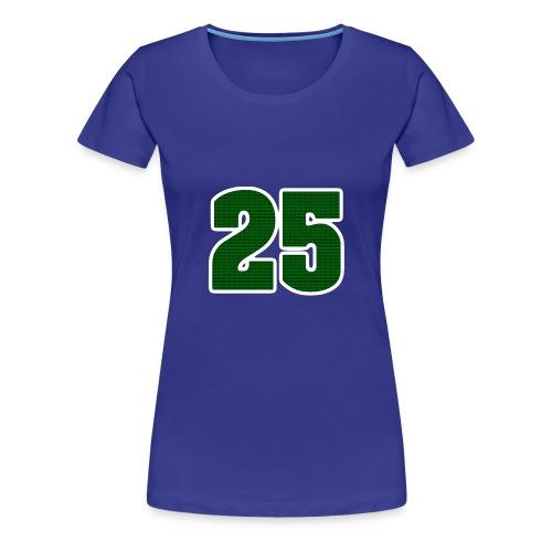 25 Logo - Premium-T-shirt dam