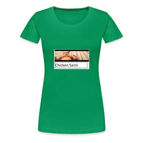 chicken sarni - Women's Premium T-Shirt