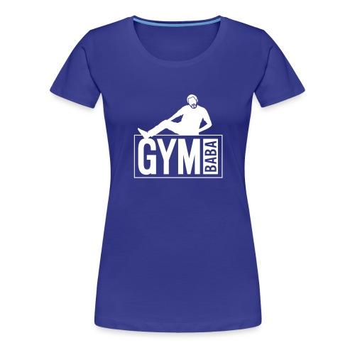 Gym baba 2 2c - T-shirt Premium Femme
