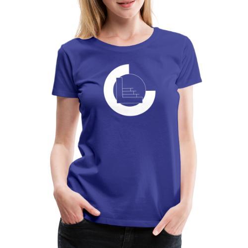 CvL Logo - Vrouwen Premium T-shirt