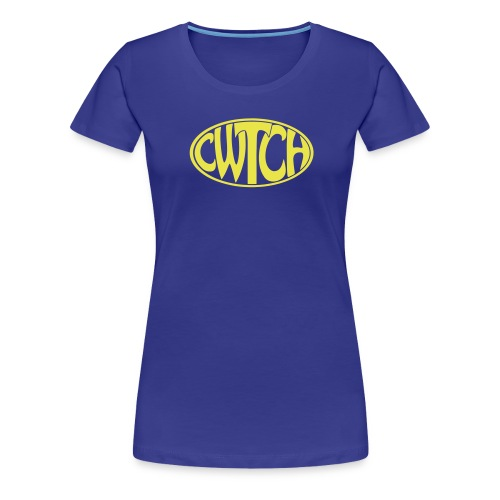 Cwtch - Women's Premium T-Shirt
