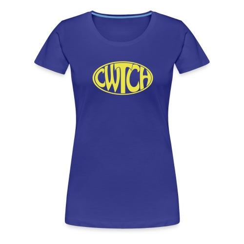 Cwtch - Women's Premium T-Shirt